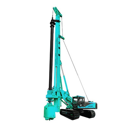 HFR220DⅡ Rotary Drilling Rig
