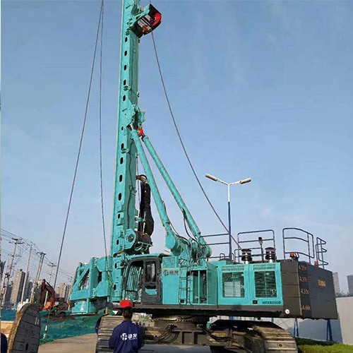 HFXR550D Rotary Drilling Rig