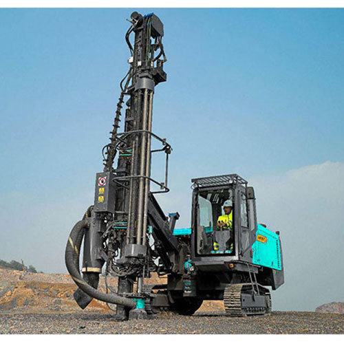 HFHB7 Crawler DTH Drilling Rig