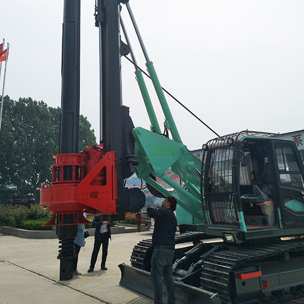 HF320 Rotary Drilling Rig/Piling rig