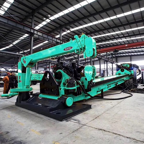 HFDD-200 Horizontal Directional Drilling Rig