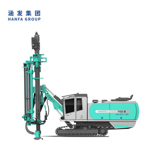 HFGA-44 DTH Surface Blast Hole Drill Rig